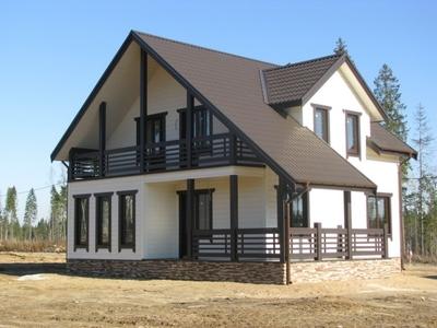 Производство и строительство каркасных домов. Бобруйск - main
